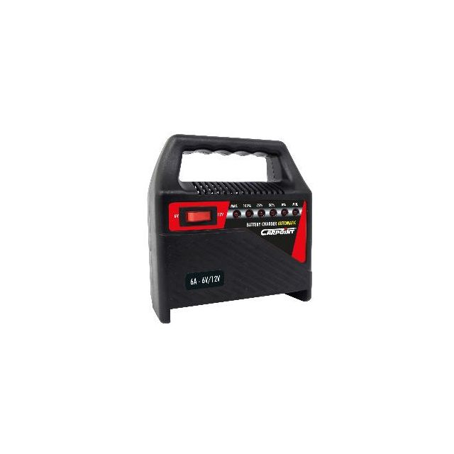 chargeur batterie 6 amp