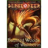 Atlas - Dungeoneer: Haunted Woods Of Malthorin