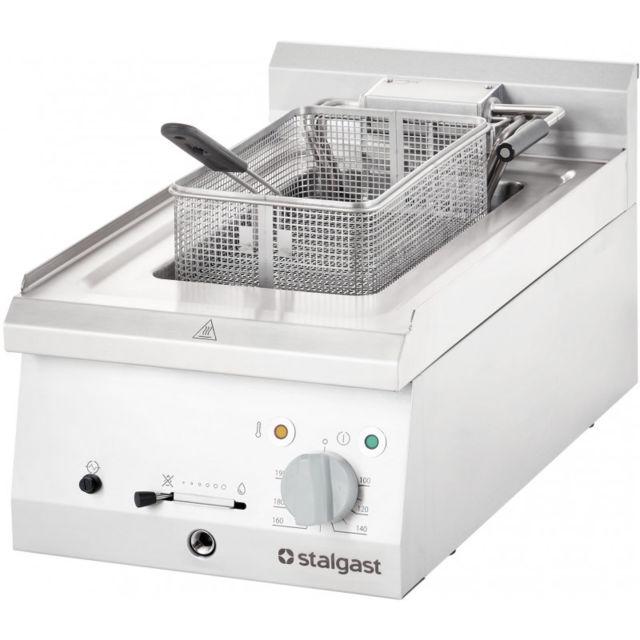 Materiel Chr Pro Friteuse Électrique à Poser 10 L 9 kW - Stalgast - 700