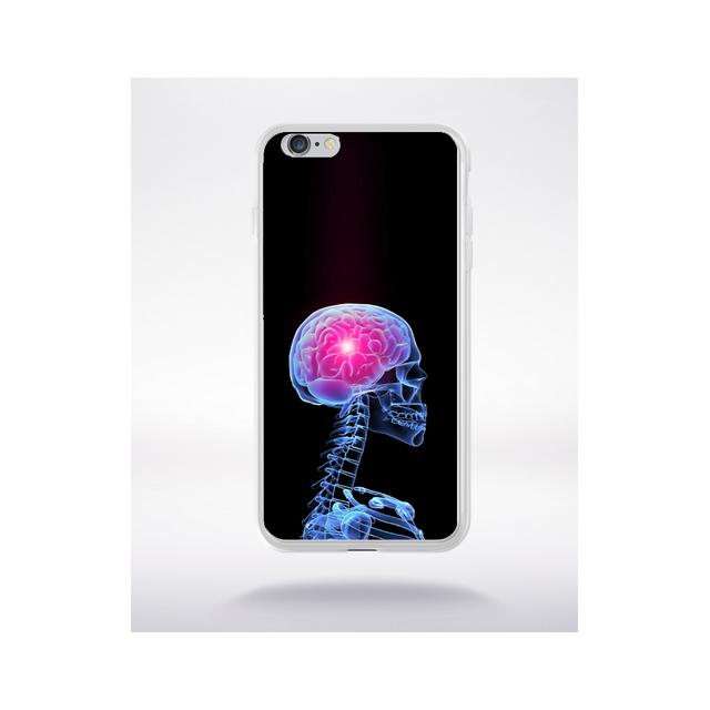 coque iphone 6 squelette