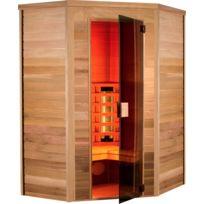 France Sauna - Sauna Infrarouge Multiwave 2/3 Places