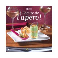 Saep - Livre Recettes Heure De L'APERO F/B 8017