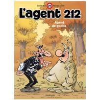 Dupuis - L'Agent 212 - Tome 24