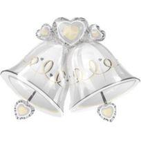 Pams - Mariage Et Anniversaire En Forme De Ballons MÉTALLISÉ | Wedding Bells JOUET