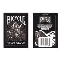 Fournier - Bicycle - 1020181 - Jeu De SociÉTÉ - Poker Guardians Deck