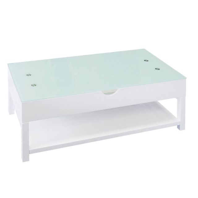 Table basse Nova Blanc