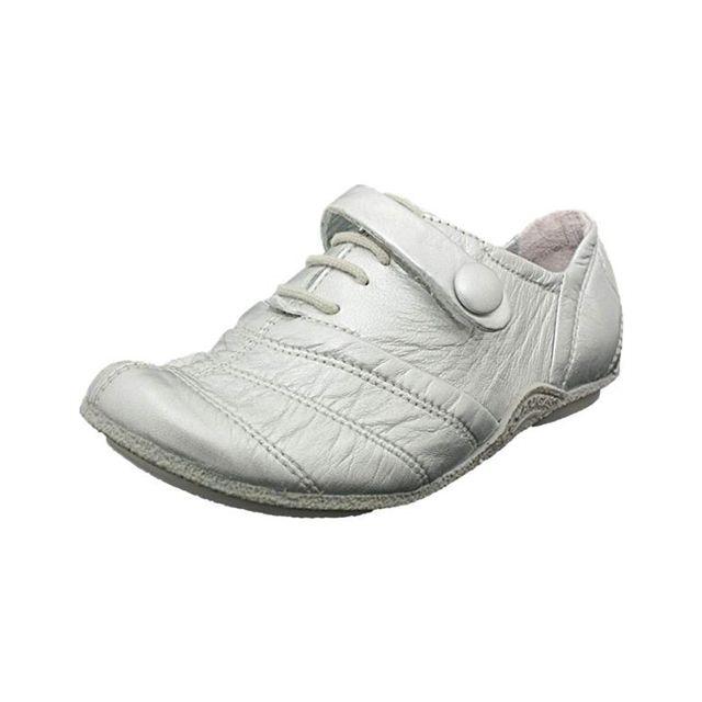 Silver Chaussures Filles Pataugas Derby H42patau152 Fille Sofia RPtwdFdpqx