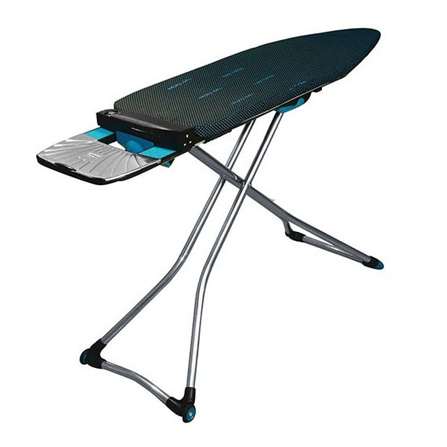 Minky table repasser aspirante et soufflante 122x38cm hh41301100 pas cher achat vente - Table a repasser large plateau ...