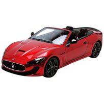 Top Marques Collectibles - Top13B - VÉHICULE Miniature - ModÈLE À L'ÉCHELLE - Maserati Grancabrio Mc - Echelle 1/18