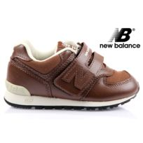 New Balance - Basket Basket Marron Kv576BNI-26