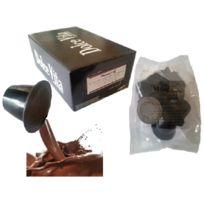 DOLCE VITA - pack de 50 capsules de cacao compatible nespresso - capsule n minichock x50