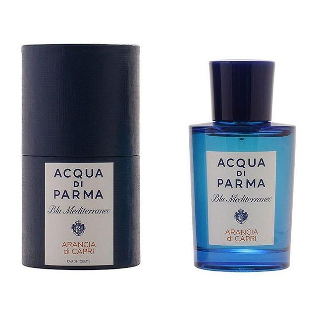 Ml Eau Mediterraneo 75 Homme Parfum De Toilette Pour Arancia Di Capacité Capri Blu thQrds