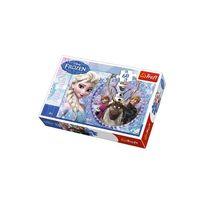 La Reine Des Neiges - Puzzle 60 pièces