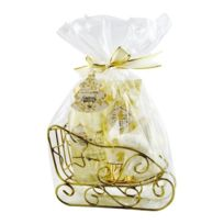 Gloss - Cadeau de Noël coffret de bain de parfum léger de musc et fleurs blanches - 3pcs