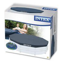 Intex - 28030 - Bâche de protection pour piscine - Ø 305 cm