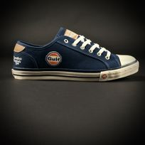 Gulf - Chaussures Logo bleu foncé pour homme taille 46