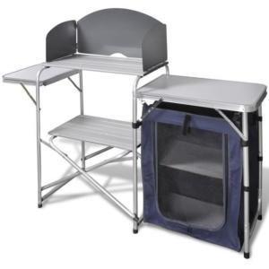 bigb meuble de cuisine camping rangement pas cher achat vente meuble de camping. Black Bedroom Furniture Sets. Home Design Ideas