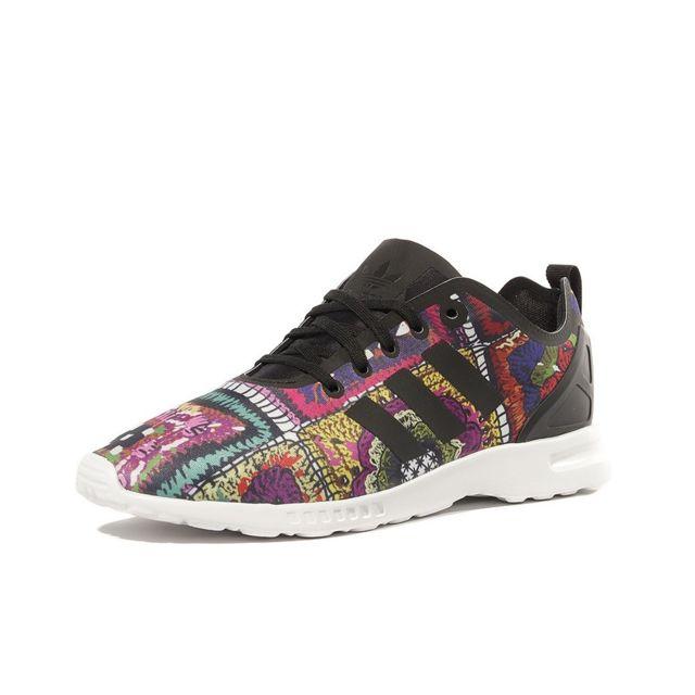 adidas Zx Flux Smooth, Baskets femme: : Chaussures