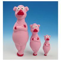 Compagnie Des Pet Foods - Anka - Jouet en Latex Piggy pour Chien - 21cm