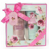 Gloss - Coffret de Bain Duo Les Belles Fleurs - Rose - 2 pièces