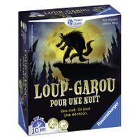 RAVENSBURGER - Loup garou pour une nuit - 26681