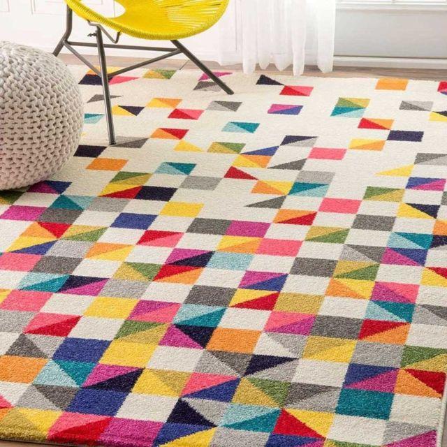 un amour de tapis tapis de salon moderne design detru. Black Bedroom Furniture Sets. Home Design Ideas
