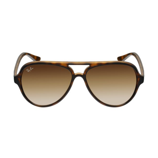 825351fdef Ray-Ban - Ray Ban - Cats 5000 Rb4125 710/51 Havane - Lunettes de ...