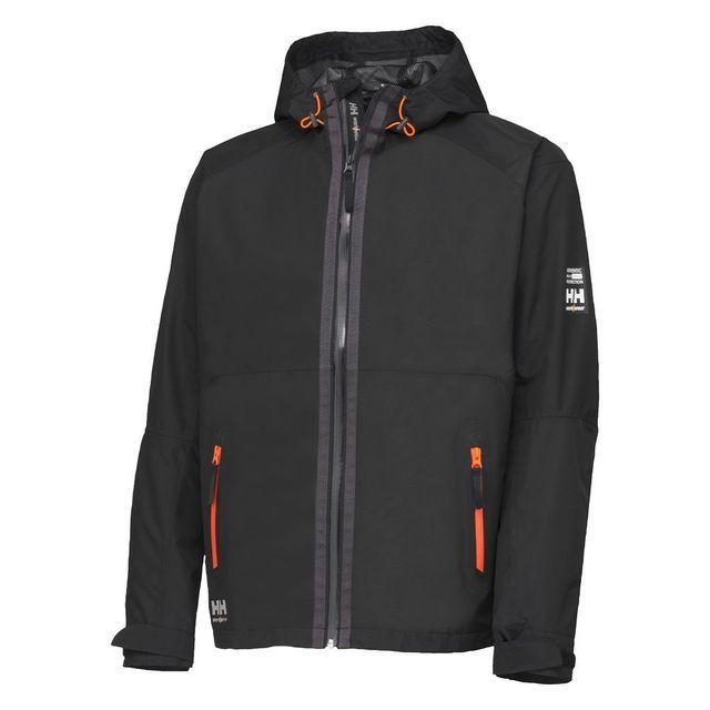 Helly hansen veste coupe vent imperm able brussel pas cher achat vente manteau homme - Coupe vent impermeable homme ...