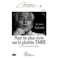 Editions Présence Image et Son - Pour Ne Plus Vivre Sur La Planete Taire De Jacques Salome - Dvd - Edition simple