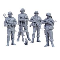Zvezda - Figurines militaires : Modern Russian Infantry Polite People
