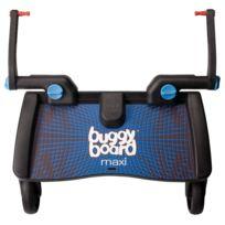 Lascal - Planche à roulettes Buggyboard Maxi noir bleu