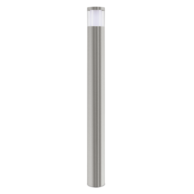 Eglo Borne lumineuse Basalgo Led H105 cm Ip44 - Inox