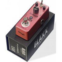Blaxx - Bx-flanger - Mini pédale Flanger pour guitare