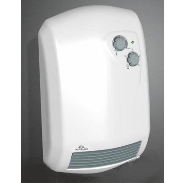Radiateur salle de bain soufflant Sirocco 1000-1800W