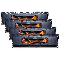 GSKILL - Ripjaws 4 16 Go 4 x 4 Go DDR4 2133 MHz Cas 15