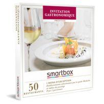 Smartbox Invitation Gastronomique Coffret Cadeau Gastronomie