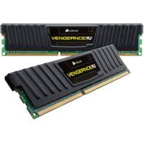 CORSAIR - Vengeance Low Profile 4 Go 2 x 2 Go DDR3 1600 MHz Cas 9