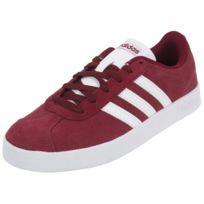 c1067b1b1d1a Adidas Neo - Chaussures mode ville Vl court 2.0 bordeau Rouge 76650