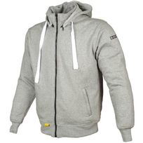 Booster - Hoodie Kevlar Core Light Grey