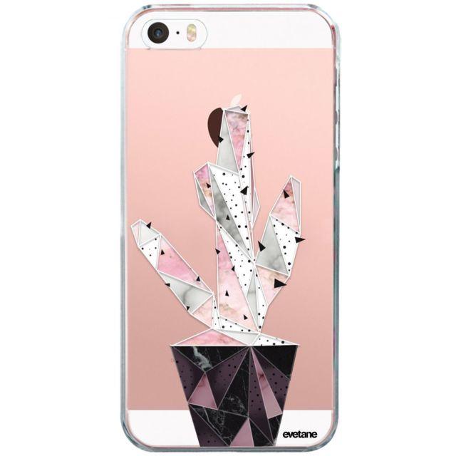 coque iphone 5 marbre noir