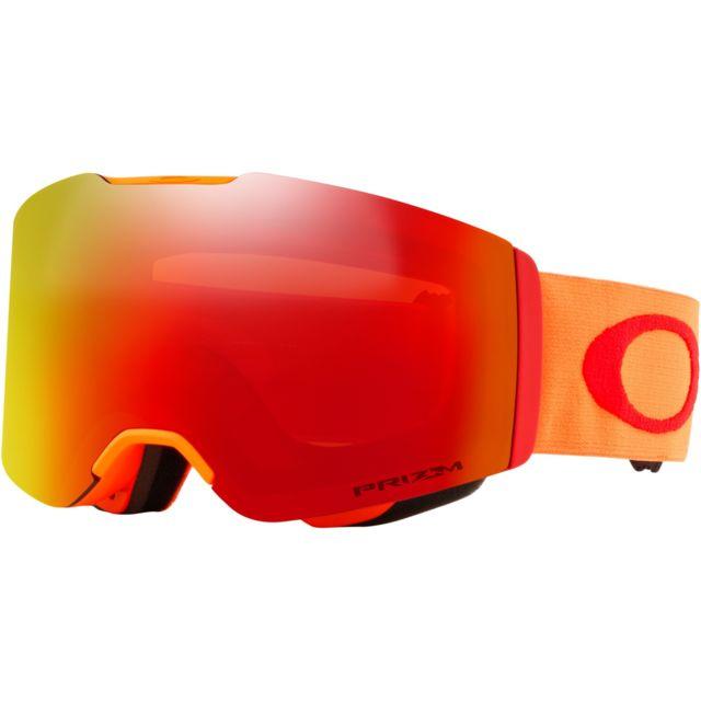 Oakley - Fall Line - Lunettes de protection - orange rouge - pas cher Achat    Vente Masque snowboard - RueDuCommerce 8064388cbad9