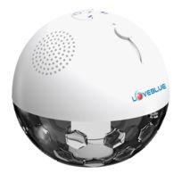 INOLIGHTS - enceinte sans fil lumineuse de piscine blanc - inopbx01w