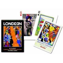 Gibsons - Piatnik - London Transport Affiches Cartes À Jouer