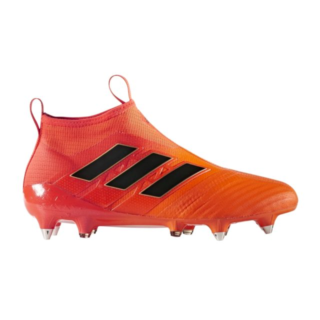 buy popular 6df31 bd848 Adidas performance - Chaussures football Adidas Ace 17+ Purecontrol Sg  Orange
