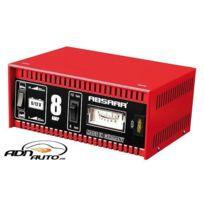 Absaar - Chargeur de batterie - 6/12V - 8A - A/M AmpM - 230V