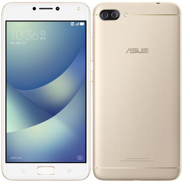 ASUS Zenfone 4 Max Pro - ZC554KL - Or
