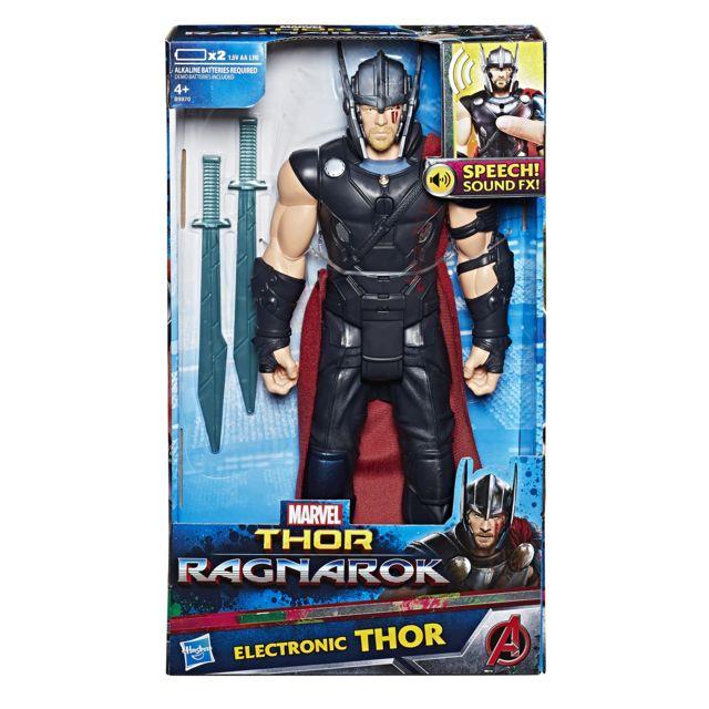 MARVEL AVENGERS THOR RAGNAROK - Figirune Thor - B99701010