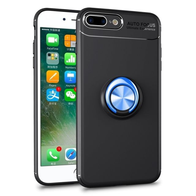 coque 360 iphone 8 plus noir