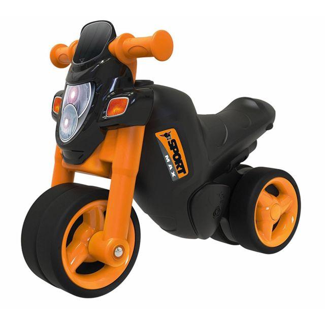 Big 800056361 -sport-Bike - Porteur pour enfant - Moto Sport