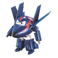 Auldey Toys - Super Wings Saison 2 : Agent Chace - Avion Transformable